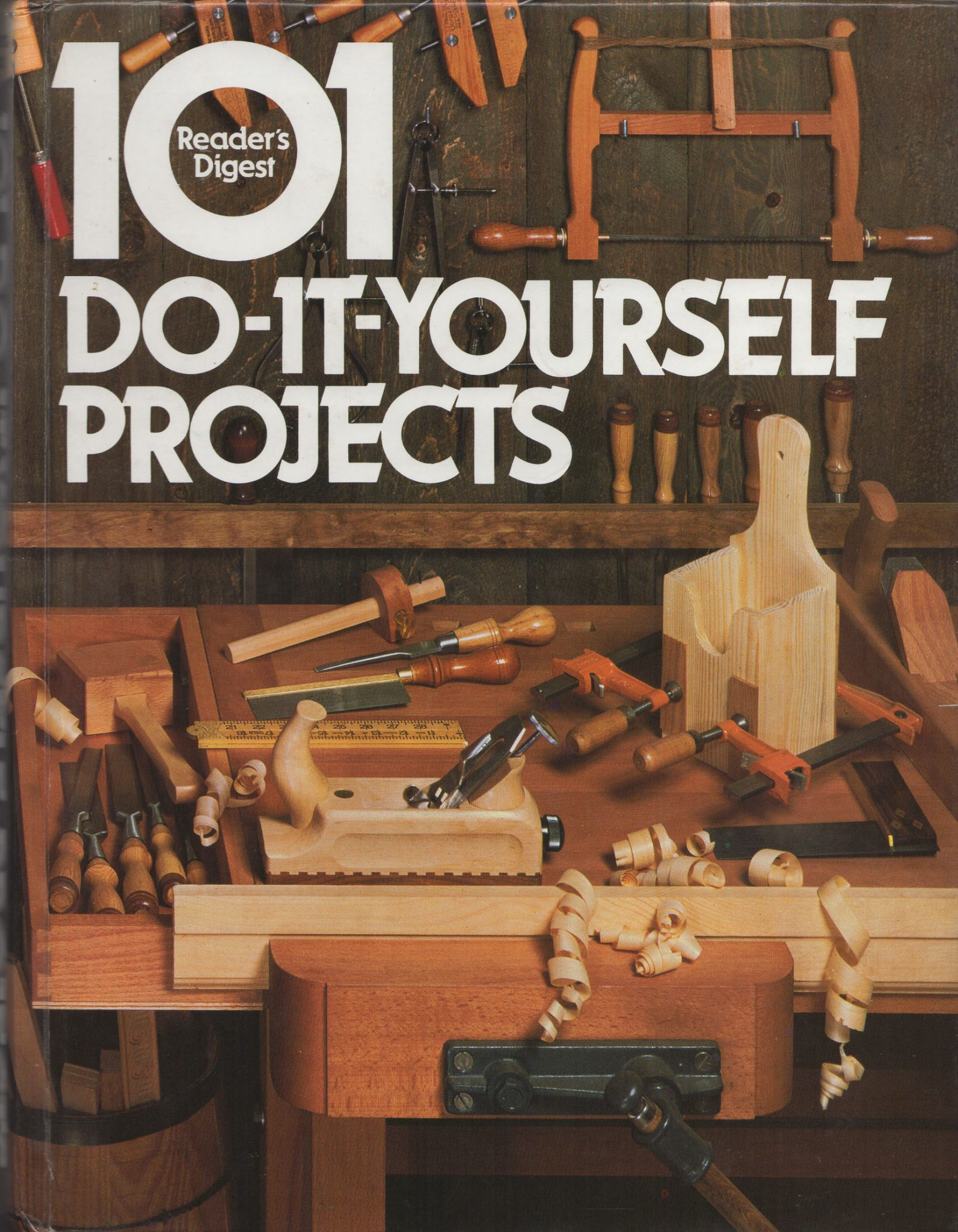 101 do it yourself projects reader 39 s digest 1990 hc