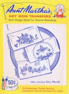 Aunt Martha's Hot Iron Transfers 3285