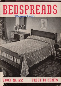 Bedspreads, Book No. 122