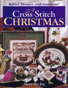 A Cross-Stitch Christmas: Share The Joy