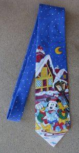 Disney Christmas Tie