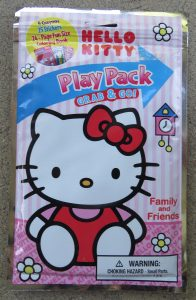 Hello Kitty Play Pack