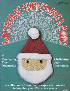 Macrame Christmas Magic