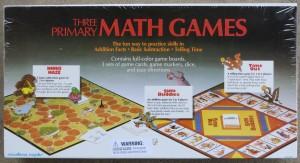 Three Primary Math Games