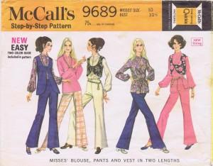 McCall's 9689