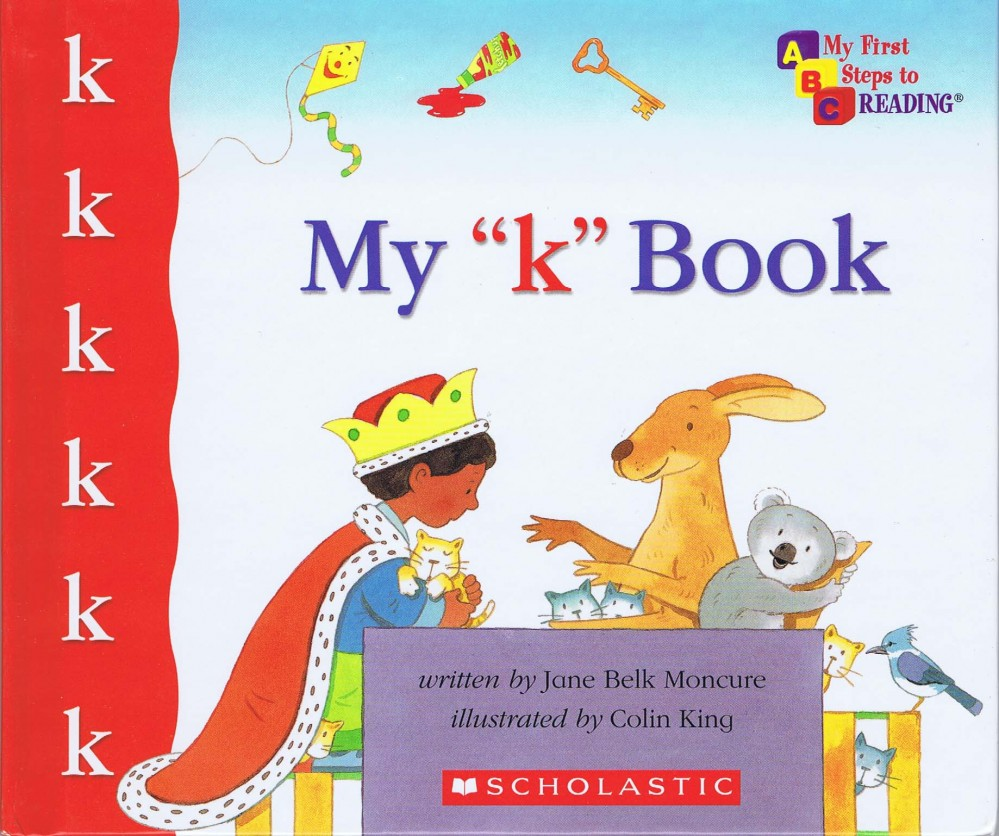 Jane Belk Moncure My First Steps To Reading ABC Alphabet 25 Children's Book Set