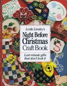 Night Before Christmas Craft Book