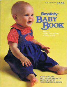 Simplicity Baby Book