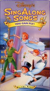Disney's Sing-Along Songs, Vol. 3: You Can Fly!