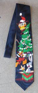 Looney Tunes Christmas Tie