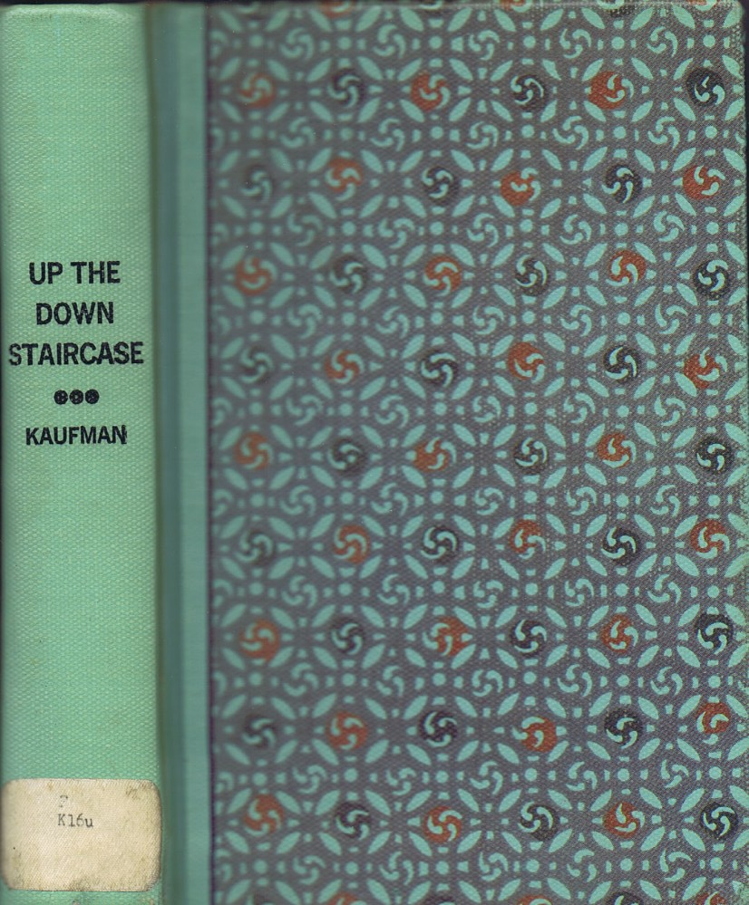 up the down staircase by bel kaufman Bel kaufman's up the down staircase captures the fecklessness of bureaucracies, especially those damaged by a culture of powerlessness.