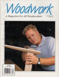 Woodwork - Number 24, December 1993