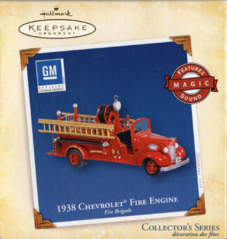 1938 Chevrolet Fire Engine