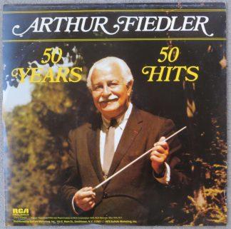 Arthur Fiedler - 50 Years - 50 Hits