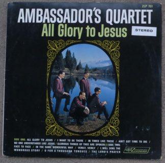 All Glory to Jesus