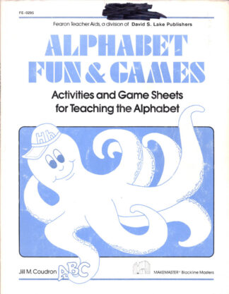 Alphabet Fun & Games