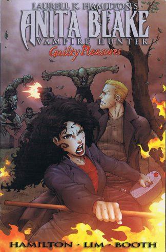 Anita Blake Vampire Hunter: Guilty Pleasures