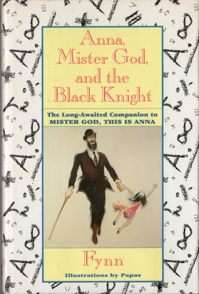 Anna, Mister God, and the Black Knight