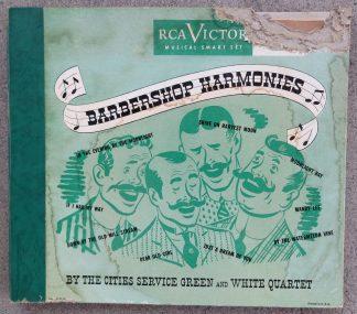 Barbershop Harmonies