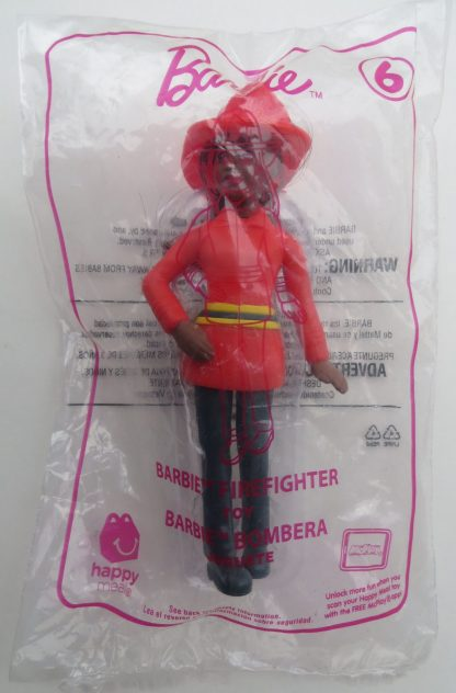 Barbie Firefighter