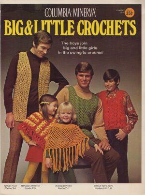 Big & Little Crochets