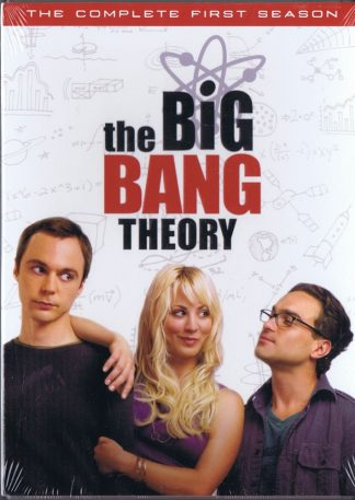Big Bang Theory: The Complete First Season