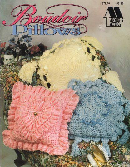 Boudoir Pillows