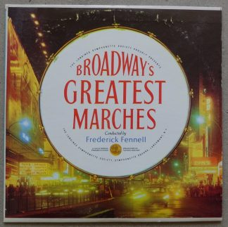 Broadway's Greatest Marches