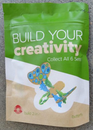 Build Your Creativity - Butterfly