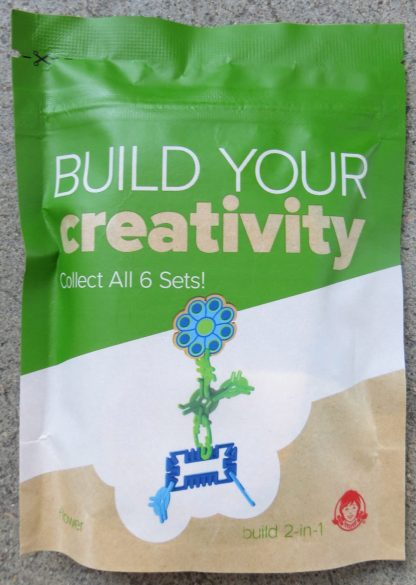 Build Your Creativity - Flower