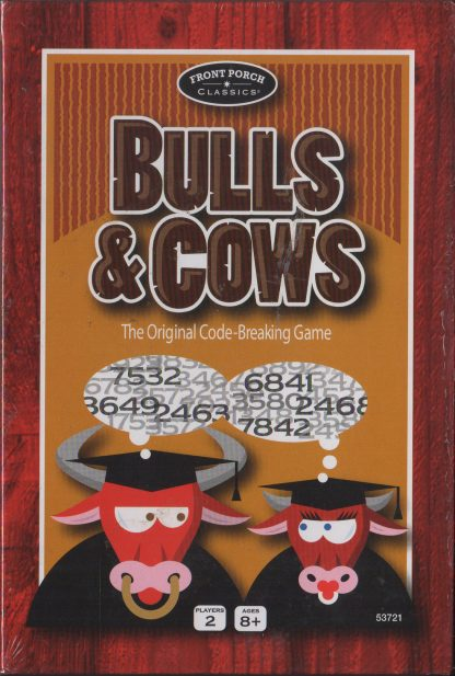 Bulls & Cows