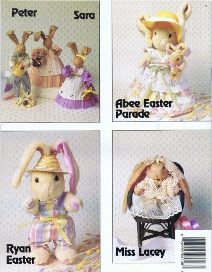 Bunny Boutique - back