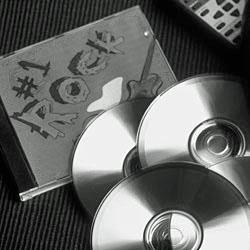 Rock CDs