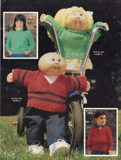The Cabbage Patch Match (back)