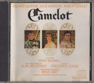 Camelot CD