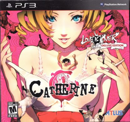 Catherine: Love Is Over