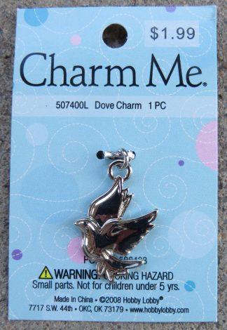 Charm Me 507400L - Dove Charm