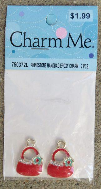 Charm Me 750372L - Rhinestone Handbag