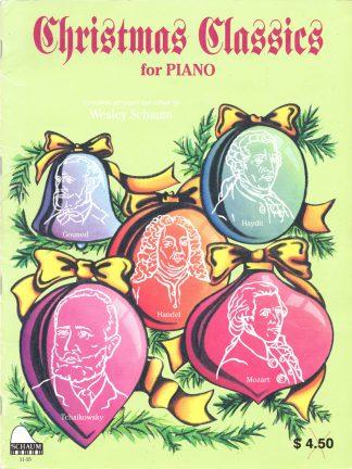 Christmas Classics for Piano