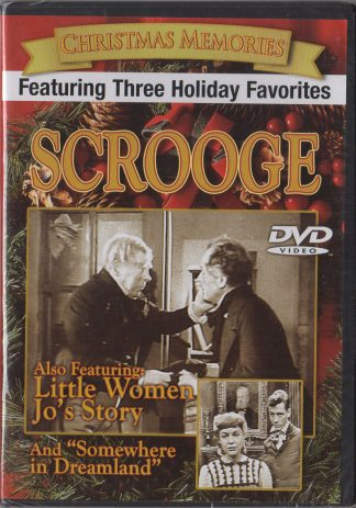 Christmas Memories DVD