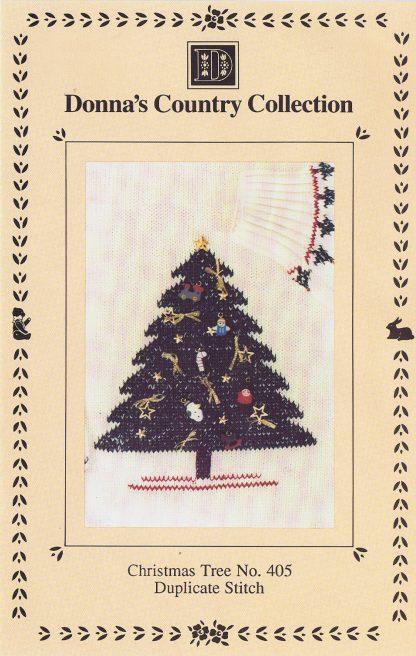 Christmas Tree No. 405