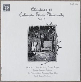 Christmas at Colorado State University, Vol. 3