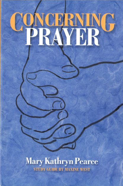 Concerning Prayer