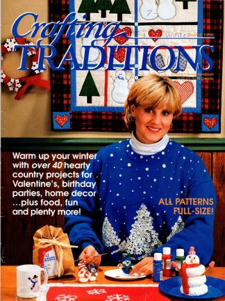 Crafting Traditions, Jan/Feb 1996