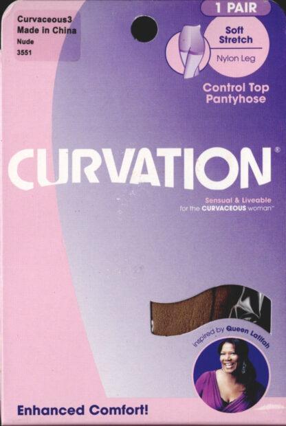 Curvation Control Top Pantyhose