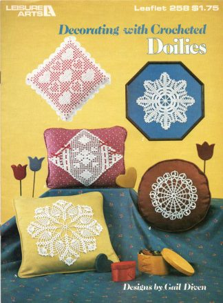 Decorating With Crocheted Doilies