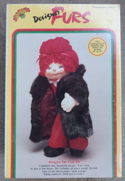 Designer Furs Mink Coat Kit