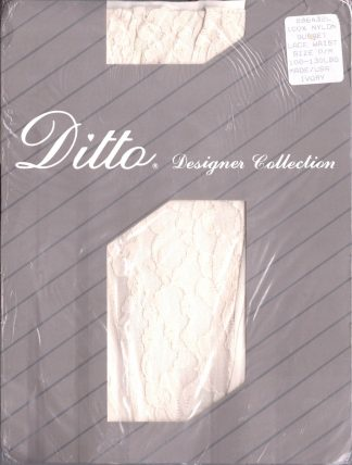 Ditto Panty Hose - Ivory