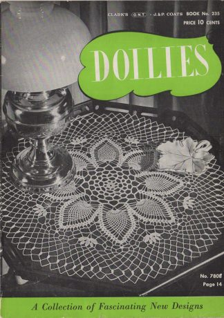 Doilies - Book 235