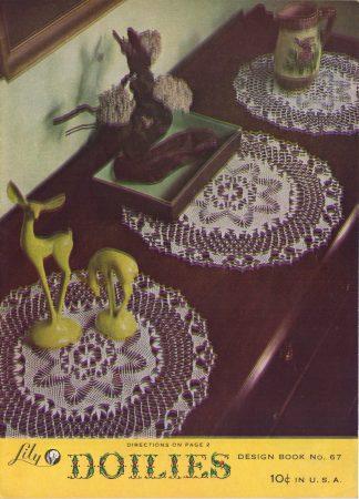 Doilies - Lily Design Book No. 67